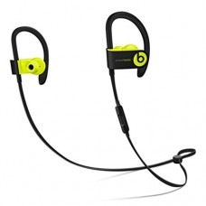 Fone de Ouvido Beats Wireless in-ear Powerbeats 3 MNN02LL/A Amarelo