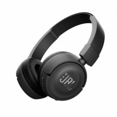 Fone de Ouvido JBL Wireless T450BT on-ear Bluetooth Preto