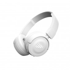 Fone de Ouvido JBL Wireless T450BT on-ear Bluetooth Branco