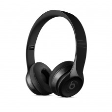 Fone de Ouvido Beats Wireless on-ear Solo 3 MNEN2LL/A Preto Gloss