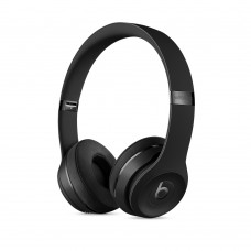 Fone de Ouvido Beats Wireless on-ear Solo 3 MP582LL/A Preto