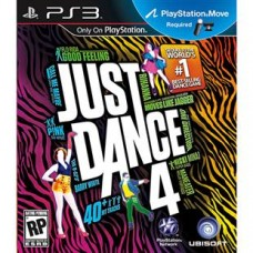 Just Dance 2014 PS3 (Requer Playstation Move)