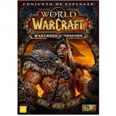 World of Warcraft: Warlords of Draenor PC-DVD